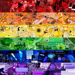 background rainbow gayflag prideflag gay freetoedit