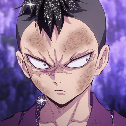 demonslayer demonslayeredit genyashinazugawa icon glittericon pfp anime