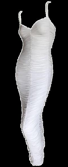 dress dresses whitedress lace prom freetoedit