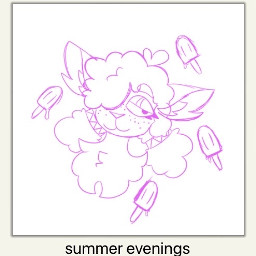 origionalart digitalart myoc wip sheep gallygirl shewillbarkatyou