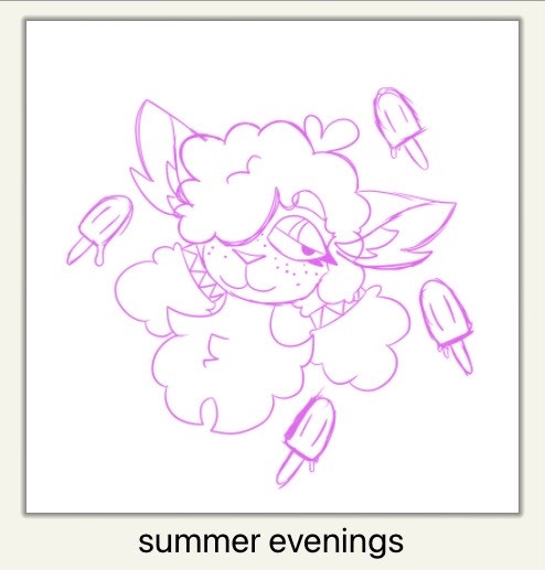 new sona time again baby 👀 its like im making three dumbásses my new sonas bc they literally all share one brain cell and cant take care of themselves   #origionalart #digitalart #myoc #wip #sheep #gallygirl #shewillbarkatyou