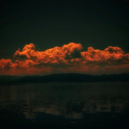 myphotography nature sky clouds sunset photography background freetoedit
