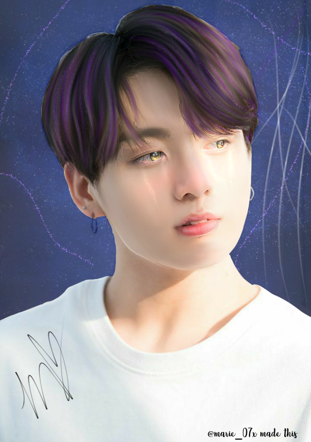 """Hey guys ❤️ soo  I did this edit days ago, I forgot I had it, and, @aniyapanda hi sweetie 💕 this is the boy I said you had to guess 😂 it's Jungkook 💜 so hope you like it. I also want to say that I feel better now, I'll keep doing edits 💜 bye 💕 love you all 💕 Taglist!  💫@yeosfrixdchickxn (sweetie 🥺💕)  💫@anilasteez_88(my bestie 💕)  💫@spftie-ale_milk (cute baby 🥺💕)  💫@aniyapanda (my idol 🥺💕)  💫@strawxnana (strawberry 🖤)  💫@disneyyoyo (loquita clown 🤪👌)  💫@shushu_love- (Bunnie 🖤)  💫@hyungscent- (lovely 💕)  💫@btsxskz78 (lover 💓💕)  💫@kpop_multifan_1 (sugar cookie🤍)  💫@os1to ❤️  💫@astrid-v-m-2 (sweet little cookie 💕❤️🥺)   Put """" 🌻"""" to add you  Put """"🔍"""" if i forgot to add you  Put """"👀"""" if you want to leave the taglist  Put """"🍜"""" if you changed your username  #jungkook #btsjungkook #bts #bangtanboys #bangtangsoyedan #army"""