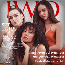 littlemix internationalwomensday2021 womensday freetoedit rccelebrateinternationalwomen'sday