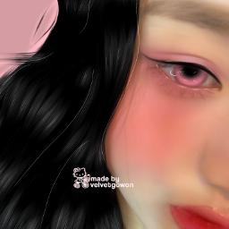 izone aesthetic edit wonyoung bias izonewonyoung uwu yuh ୨୧ yuh