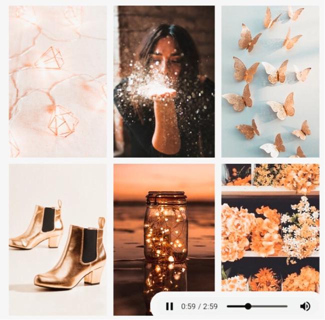 ✨open✨  Idk I just randomly felt like doing this ✌️✨  #rosegoldaesthetic #rosegoldaestheticpics #rosegoldcollection #rosegoldwallpaper #gold