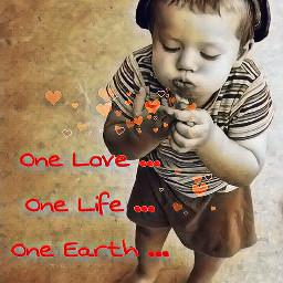 love humanity oneness joy