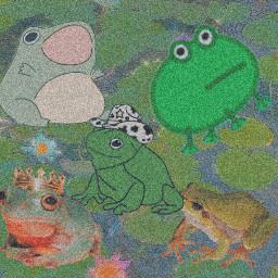 frogssss froggies freetoedit
