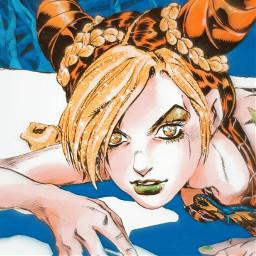 jojosbizarreadventure jojo jojoicon jjbaicon anime animeicon manga mangagirl mangaicon jolynekujo kujojolyne jolyne freetoedit