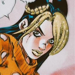 jojo jolyne jolynekujo jjba jojosbizarreadventure jojoicon jjbaicon manga mangagirl freetoedit