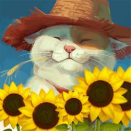 freetoedit srcbrightsunflowers brightsunflowers
