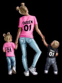 queen girl male king freetoedit