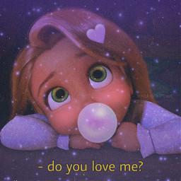 rapunzel purple heart sparkle glitter aesthetic cute sweet emoji iphone purpleaesthetic doyouloveme love bubblegum freetoedit remixit