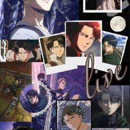 live noryy otaku anime attackontitan تصميم_ليفاي ليفاي انمي freetoedit