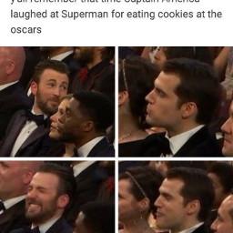 memes meme captainamerica superman clarkkent steverogers freetoedit