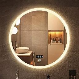 arkaplan duvarkağıdı wallpaper background mirror ayna led freetoedit