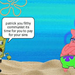 spongebob lol freetoedit