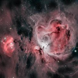 space astrology stars universe pink nebula andreamadison freetoedit