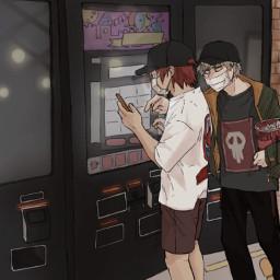 kiribaku bakushima bnha mha gay