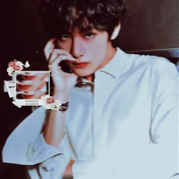 replay kpop taehyung freetoedit