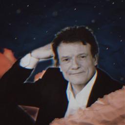 massimoranieri fanart galaxyedit papereffect vintageaesthetic bokeh music