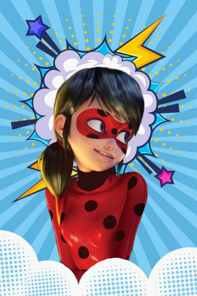 #miraculousladybug #ladybug #superhero