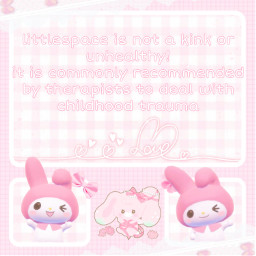 agere ageregression little ageresfw littlesfw littlespace littlespacesfw littlespacecommunity littlespaceedit agreedit ageregressor mymelody sanrio pink pastelpink freetoedit