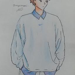 oikawa oikawatooru tooru tooruoikawa haikyuu hq anime animedrawing animedraw animeart