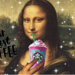 monalisa firstcoffee enjoy