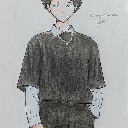 akaashi keiji akaashikeiji keijiakaashi haikyuu hq anime animeboy animedrawing animedraw animeart