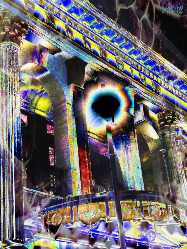 """London Palladium""   #photography #nighttime #lighting #architecture #historicbuilding #venue #LeicesterSquare #music #gig #MidgeUre #rtfartee #myphoto #myedit #curvestool #colourchange #lightmask"