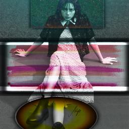artistic beauty editedbyme remix freetoedit