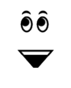awesome face roblox surprised shocked happy freetoedit