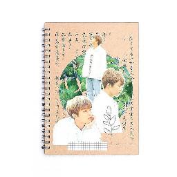 colourful99_ xiumin journal exo