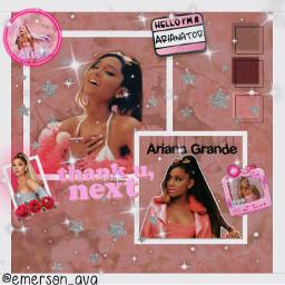 interesting art beach editedbyme arianagrande arianators aesthetic pink followforfollow like