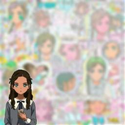 freetoedit neiruaonuma wondereggpriority anime animegirl