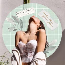 challenge girl picsart rafeyyy_yyy freetoedit rcmintgreenaesthetic mintgreenaesthetic