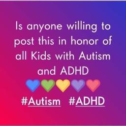 autism adhd freetoedit