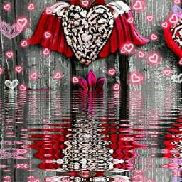 freetoedit colorido heart herts srctinyneonhearts