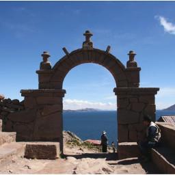 landscape lake isola myphotography lago perù ricordi freetoedit