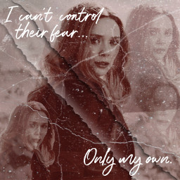 wandamaximoff scarletwitch marvel mcucharacters edit rippedpaper aesthetic madebyme