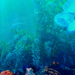freetoedit underwater wisteria