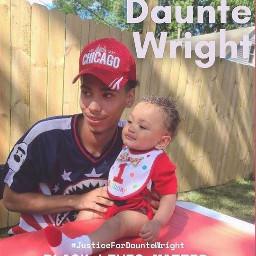 dauntewright blacklivesmatter blackrights