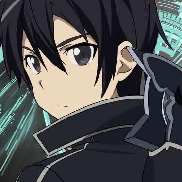 -open-  ☢️who - Kirito/Kazuto Kirigaya ☢️from - Sword art online  Tags ❤️ @tammy_w123  @lyyuko_  @thehalowo  @astrids_naruto_editz  @official_nishinoya  @_magik_   #sao #kirito
