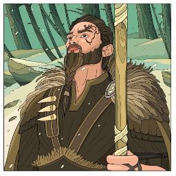 freetoedit warrior male
