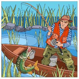 fishing angling freetoedit