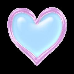 heart hearts blue purple shiny cybercore cyberedit y2k y2ksticker y2kaesthetic webcore webcoresticker webcoreaesthetic aesthetic 2000score 2000saesthetic sticker stickers love freetoedit