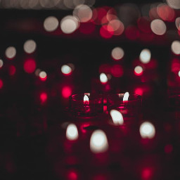 replay replays remix remixed candle picture photography picsart red light art freetoedit foryou night beautiful color dream