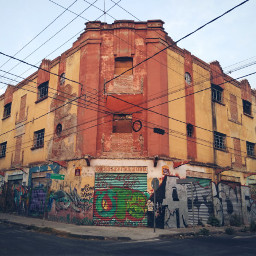 abandoned abandonedbuilding decay old ruins grafitti urbex urbexexploration street urban