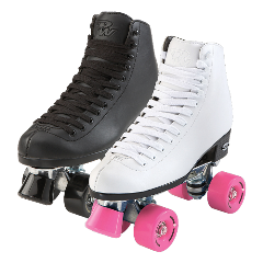 blackandwhite blackandwhiteaesthetic clothes shoes4fashion shoes rollerskates rollerblades skater pink black white laces bootshoes boots outfit fashion outfitaesthetic clothesaesthetic freetoedit